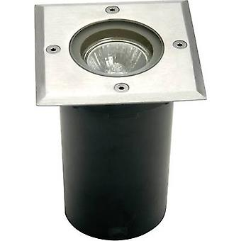 ECO-Light Berlin 1 7005 B-GU10 Outdoor recessed luz GU10 HV halogen 35 W Silver
