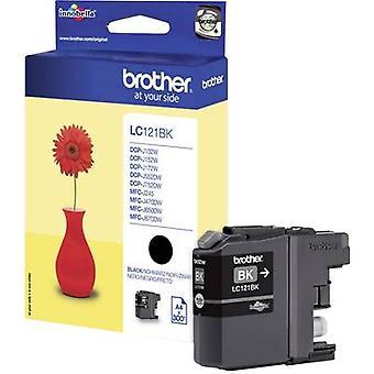 Brother inkt LC-121BK originele zwarte LC121BK