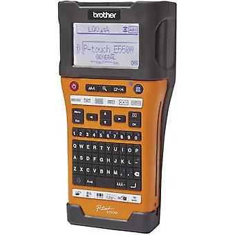 Brother P-TOUCH E550WVP Label printer Suitable for scrolls: TZe, HSe 3.5 mm, 6 mm, 9 mm, 12 mm, 18 mm, 24 mm