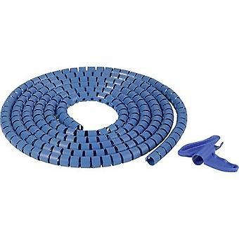 HellermannTyton HWPPMC30-PP-BU-Q1 câble gaine 32 mm (max) bleu 25 m