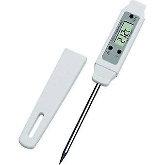 TFA Dostmann Pocket-Digitemp Probe thermometer (HACCP) Temperature reading range -40 up to 200 °C Sensor type NTC