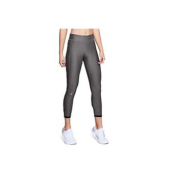 Under Armour HG Armour Ankle Crop 1309628-019 Womens leggings