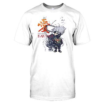 Kakashi Hatake Naruto Lesung - coole Manga Kinder T Shirt