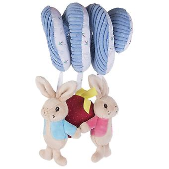 Rainbow Designs Peter Rabbit and Flopsy Bunny Activity Spiral