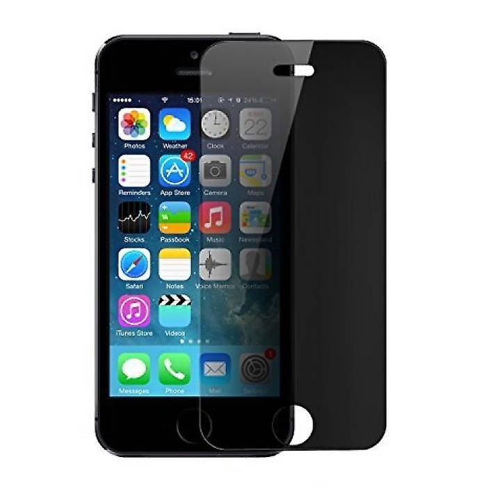 Stuff Certified ® Privacy Screen Protector iPhone SE Tempered Glass Film