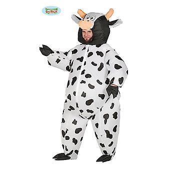 Ricetta - kostume oppustelige ko kostume til voksne én størrelse
