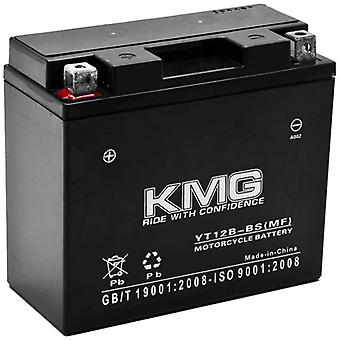 Battery for Yamaha 600 YZF-R6 1999-2000 YT12B-BS Sealed Maintenance Free Battery High Performance 12V SMF OEM Replacement Powersport Motorcycle ATV Scooter Snowmobile
