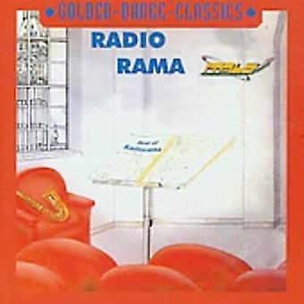Radiorama - paras Radiorama [CD] USA tuonti