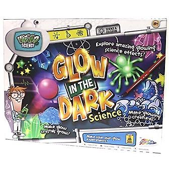 Weird Science Glow In The Dark Experiment Kit