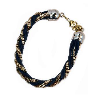 Armband Ø goud zwart