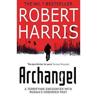 Ärkeängeln av Robert Harris - 9780099527930 bok