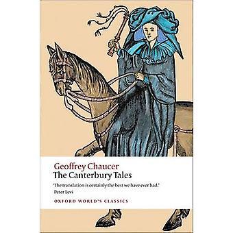 Canterburyn tarinoita Geoffrey Chaucer - David Wright - 97801995990 mennessä