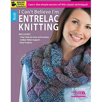 Voi uskoa, olen Entrelac Knitting - Opi simple secrets th