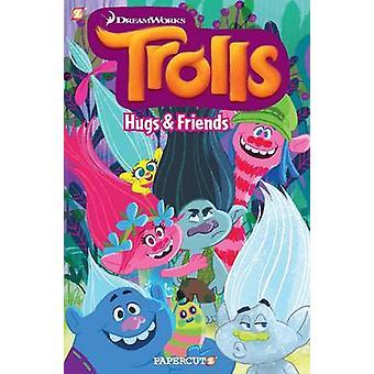 Roman graphique - Hugs & amis - Volume 1 par Dave Scheidt - Tini les trolls