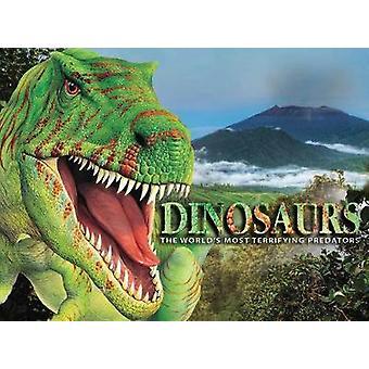 الديناصورات-في معظم العالم مرعبة الحيوانات المفترسة فيرونيكا روس-9
