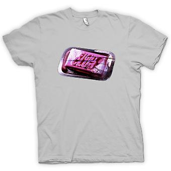 Womens T-shirt - Fight Club - Soap - Movie