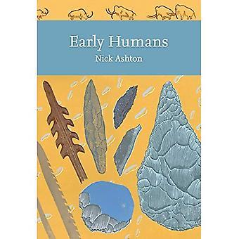 Primeiros humanos (nova biblioteca naturalista Collins, livro 134)