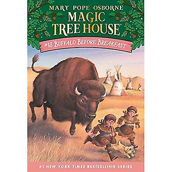 Buffalo Before Breakfast (The Magic Tree House)