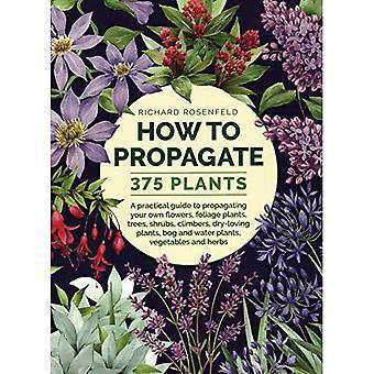 Hur sprider 375 växter