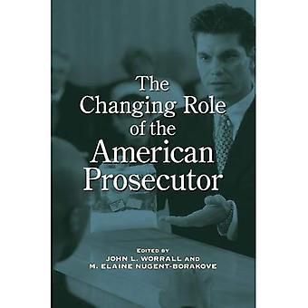 L'évolution du rôle du procureur américain