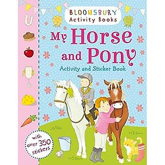 My Horse and Pony Activity and Sticker Book (Bloomsbury Activity Book)