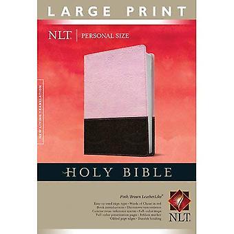 Tutone NLT, imprimé à gros caractères, la taille personnelle