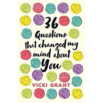 36 questions qui a changé mon esprit sur vous