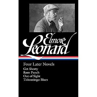 Elmore Leonard: Four Later Novels : Get Shorty / Run Punch / Out of Sight / Tishomingo Blues (Library of America...