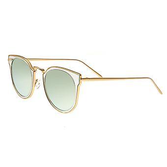Bertha Harper polarizzata occhiali da sole - oro/Clear