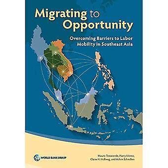 Siirtyminen mahdollisuus: työvoiman liikkuvuus Kaakkois-Aasiassa esteiden poistamiseksi
