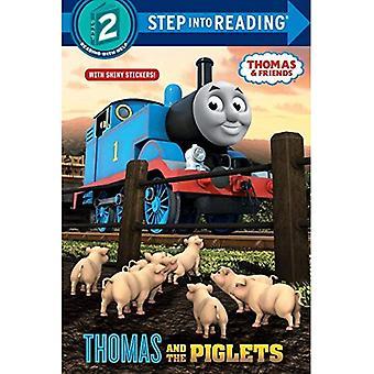 Thomas et les porcelets (Thomas & amis) (étape en lecture)