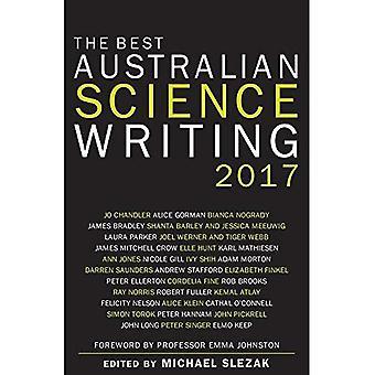 La mejor ciencia australiana escritura 2017