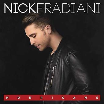 Nick Fradiani - Hurricane [CD] USA import