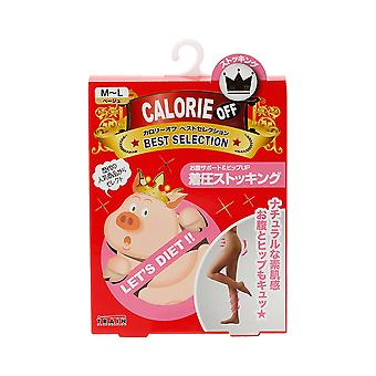 Trainieren wir Kalorien aus Kompression Strumpf Diät-beste Auswahl M-L
