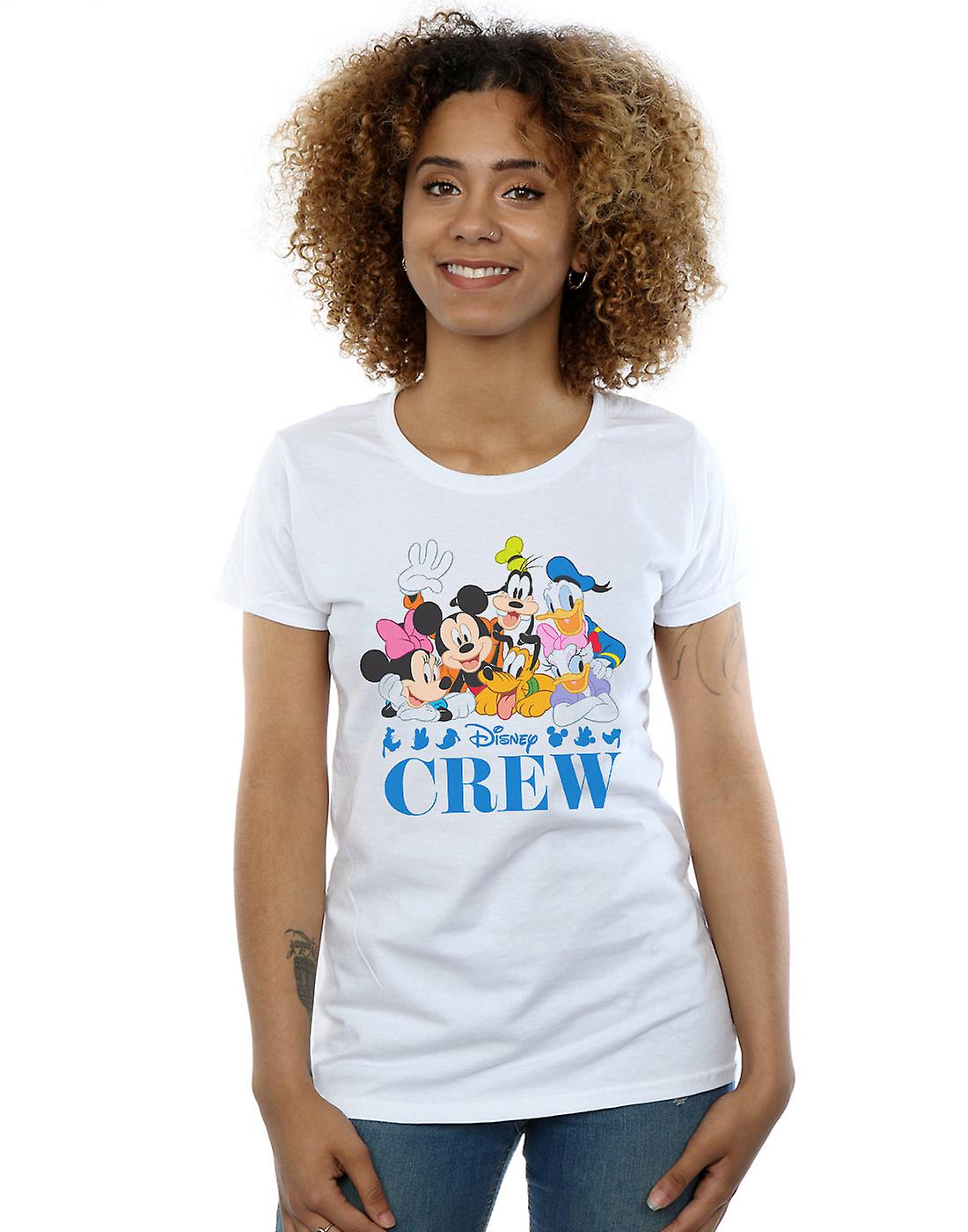 Disney Women's Mickey Mouse Disney Friends T-Shirt