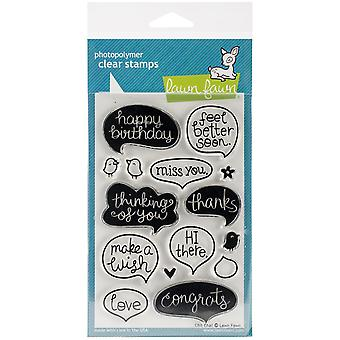 Lawn Fawn Clear Stamps 4