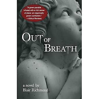 Out of Breath The Lithia Trilogy Book 1 by Richmond & Blair