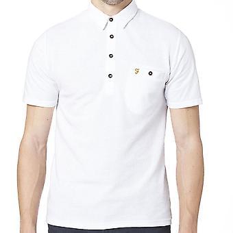 Camisa de Polo de manga corta de Lester Farah