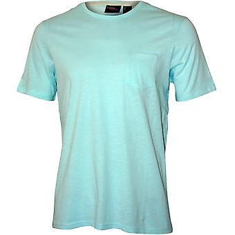 O ' Neill tomas Base-shirt con bolsillo, de color azul claro