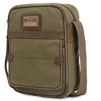 Lois modello Kenai 303321 borsa a spalla regolabile Medium uomo