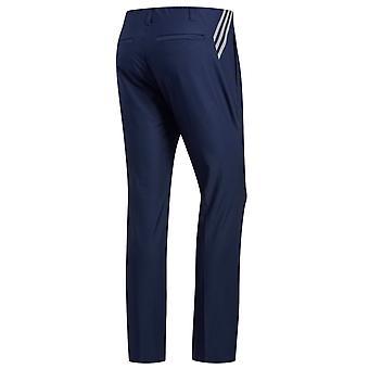 Adidas Golf Herre Ultimate365 3-Stripes koniske bukser