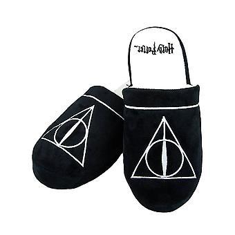 Harry Potter Deathly Hallows Mule hjemmesko-ONE SIZE