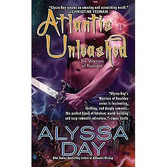 Atlantis Unleashed by Alyssa Day - 9780425220412 Book