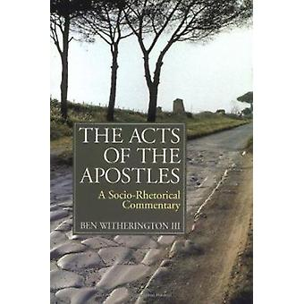 Acts of the Apostels by WITHERINGTON III - 9780802845016 Book
