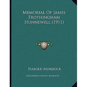 Memorial of James Frothingham Hunnewell (1911) by Harold Murdock - 97