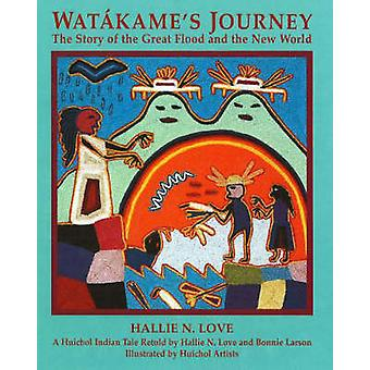 Wat Akame's Journey - The Story of the Great Flood and the New World b