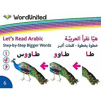 Step-by-Step Bigger Words - 9781911333371 Book