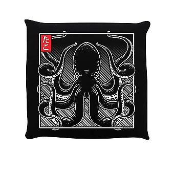 Unorthodox Collective Oriental Octopus Cushion