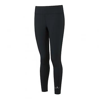 Ronhill Everyday Womens Breathable Running Tights All Black