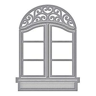 Spellbinders Die D-Lites Window kaksi (S2-016)